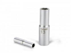 """10 mm hlavica nástrèná 1/4"""" predåžená FORTUM"""