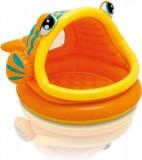 LAZY FISH shade bazén INTEX 124x109x71cm