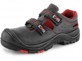 Obuv sandál CXS ROCK MICA S1P, èierny