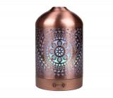 Aróma difuzér ORIENT, osviežovaè a zvlhèovaè vzduchu, kovový