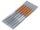 EXTOL PREMIUM 8803806 diam. ihlové pilníky 6ks