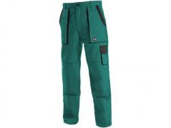 Nohavice do pása CXS LUXY JOSEF zeleno-èierne