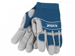 Luxusné rukavice polstrované L EXTOL PREMIUM