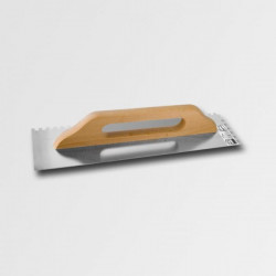 Hladidlo 480x130mm zuby 8mm nerez ZN31062