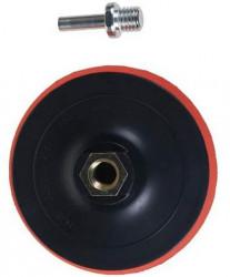 115mm Unašaè pre brusivo na suchý zips