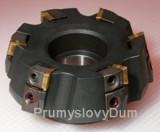 Frézovací hlava PRAMET 125mm 125B09R-W75SP12D