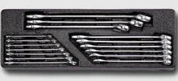 HONITON HA015 Sada oèkoplochých k¾úèov 6-24mm na platu