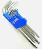 1,5-10mm K¾úèe imbus CrV 9 ks s gulièkou NAREX 230710K.609