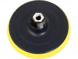 115mm Unášaè / nosiè brusiva na suchý zips M14 mäkký 108526