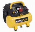 POWX1721 Kompresor prenosný 1100W 6L POWERPLUS