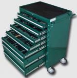 HONITON HA230 montážny vozík s náradím 215 dielov