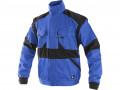 Bunda HUGO pracovná modrá zimná
