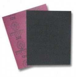 P80 zrno Brúsne plátno hárok 23x28cm