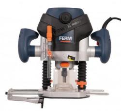 FERM FDBF-1300 horná frézka PRM1015 + sada fréz ZADARMO