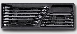 HONITON HA025-21 Sada raèòových k¾úèov 8-19mm na platu