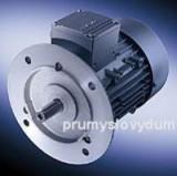 Motor 5,5kW 2925ot ve¾ká príruba výr. Siemens