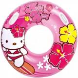 Kruh plavecký HELLO KITTY, prùm. 97cm