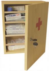 Nástenná lekárnièka drevená 2899-01