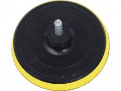 125mm Unášaè / nosiè brusiva na suchý zips do vàtaèky mäkký 108425