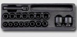 "HONITON HA041 priemyselné hlavice 10-32mm 1/2"" na platu"