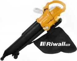 RIWALL REBV 3000 vysávaè / fúkaè lístia elektrický