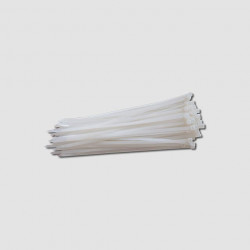 250x3,6mm biele s�ahovacie p�sky 50ks XTline