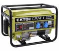 EXTOL CRAFT 421000 elektrocentrála benzínová 6,5HP/2,8kW