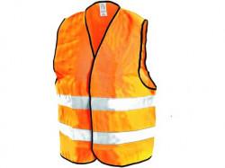 Reflexná vesta oranžová 2611