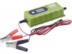 Autonabíjaèka 6st. s LCD, riadená mikroproces. 3,8A EXTOL
