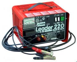 LEADER 220 START nabíjaèka autobatérií so štartom TELWIN