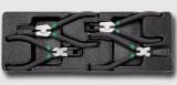HONITON HA076 Segerové kliešte 4 diely na platu