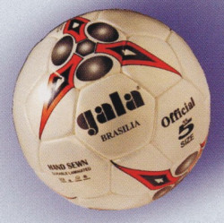 Futbalová lopta GALA Brazilia 5033S