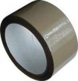 Lepiaca páska 50 mm 66m PP hnedá