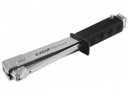 Kladivo sponkovacie 6-10mm EXTOL PREMIUM 8851120