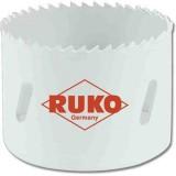 Vàtacia korunka 102mm BI-metal HSS-Co8 RUKO