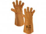 Zváraèské kožené rukavice AMON