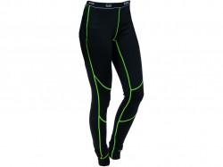 Dámske funkèné spodky REWARD, èierno-zelené