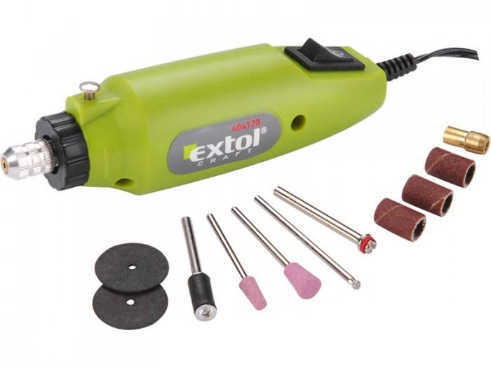 EXTOL CRAFT 404120 priama brúska / minivŕtačka