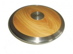 DISK atletický drevo-chróm 1kg 3820