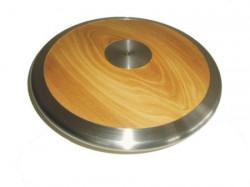DISK atletický drevo-chróm 2kg 3823
