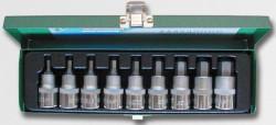 HONITON H4008 Imbusové hlavice 4-17mm 9ks