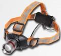 Svietidlo hlavové LED 3W CORONA PC5902 se zoomom