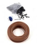 TECHline KIT SMALL SS - drôt 150m pr. 2,5mm, 300 kolíkov 69200A00060A