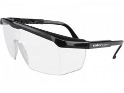 Okuliare ochranné èíre, nastavite¾ná dåžka nožièiek EXTOL 97301