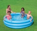 Bazén nafukovací detský CRYSTAL 3 komorový 168x41cm