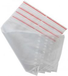 Zips vrecko rychlozavírací 12x17cm 100ks