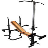 LiveUP LS1117 Posilovacie lavice Fitness
